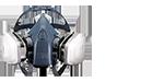 Защитные маски, полумаски и респираторы