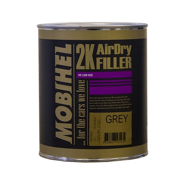 2К HS вторичный грунт Mobihel AirDry, 1л by Mobihel