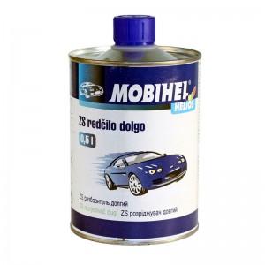 Разбавитель металлик медленный Mobihel, 0,6л