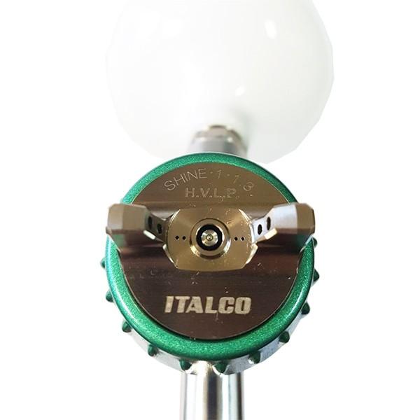 Краскопульт Shine 1 HVLP ITALCO by Italco