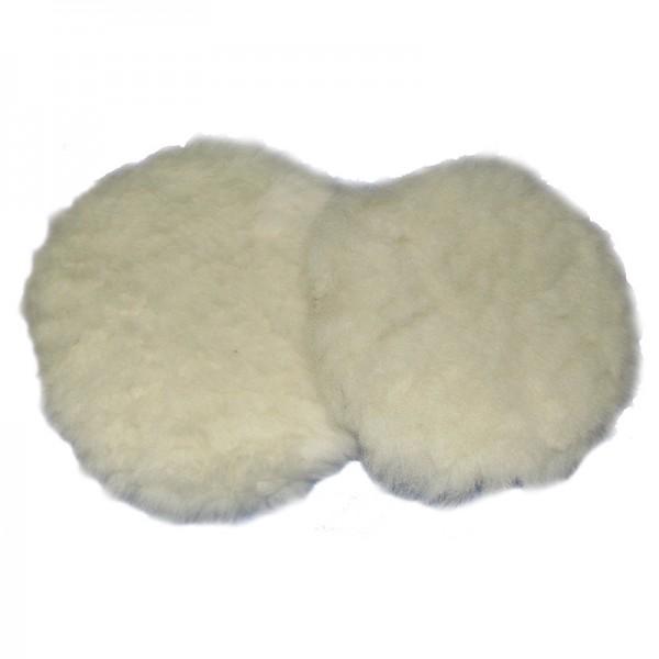 Круг полировальный шерстяной 180 мм by Нет