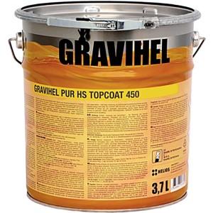 GRAVIHEL HS полиуретановая эмаль 450-005, высокоглянцевая