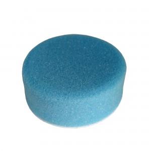 Круг полировальный 80x25 мм синий полужесткий