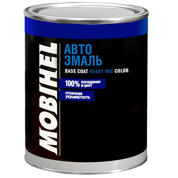 Автоэмаль алкидная 601 Глубоко-черная Mobihel однокомпонентная by Mobihel color Глубоко-черная
