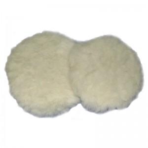 Круг полировальный шерстяной 180 мм