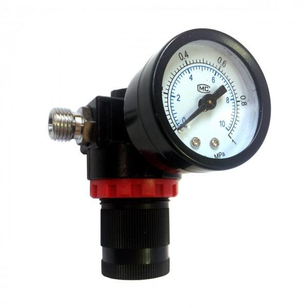 Манометр с регулятором давления AG-01 CP by CP