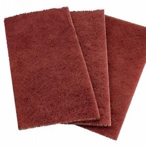 Абразивный волоконный материал SMIRDEX красный  Р320 лист 150х230