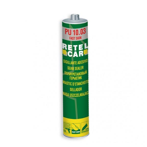 Полиуретановый герметик Retel Car PU 10.30 серый