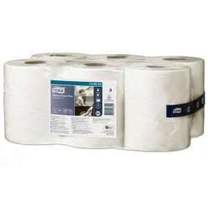 Салфетки Tork Advanced 420 Макси с центральной вытяжкой, 125м, 370 листов, 34*23,5 см, белая