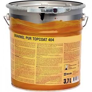 GRAVIHEL полиуретановая эмаль 404-003, полуглянцевая