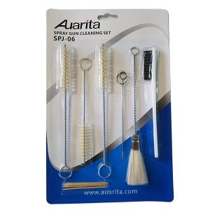 Набор для чистки краскопультов AUARITA SPJ-06