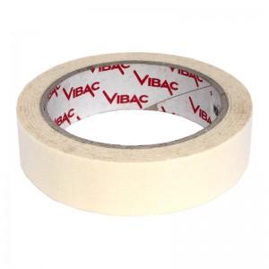 Лента малярная VIBAC 285, 40м, 80°C