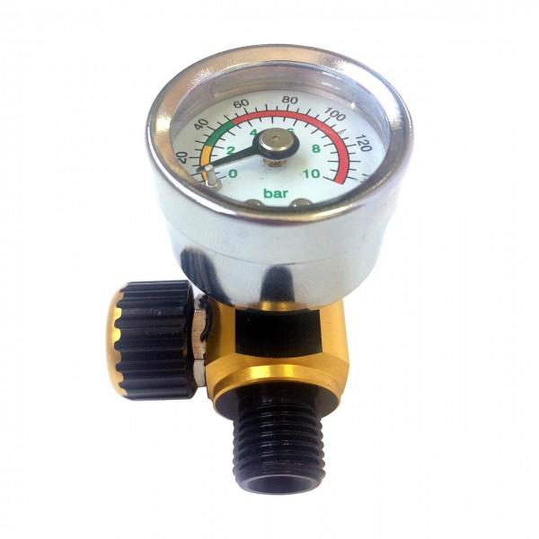 Манометр с регулятором давления MF-1 CP by CP