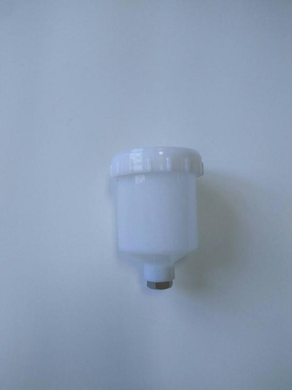Бачок верхний мини 125мл для краскопультов PC-125GP Auarita с внутренней резьбой by Auarita