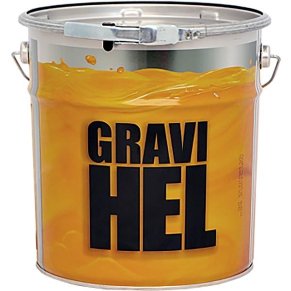 GRAVIHEL структурное покрытие 430 MIX ( Не требует грунта) by Gravihel