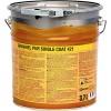 GRAVIHEL полиуретановая эмаль 421-012, полуматовая by Gravihel