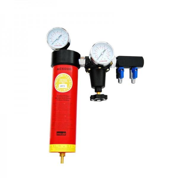 Фильтр воздушный с редуктором AC6001 Italco