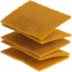 Скотчбрайт SMIRDEX желтый  Р1000 лист 150х230