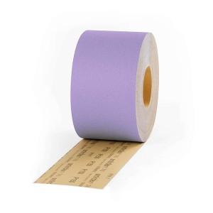 Наждачная бумага Smirdex 740 Ceramic Line рулон фиолетовый116ммх25м (50 м)