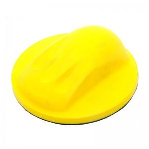 Платформа гибкая для ручной шлифовки круглая