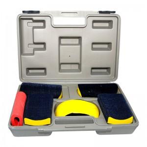 Набор платформ для ручной шлифовки (6шт + чемодан)