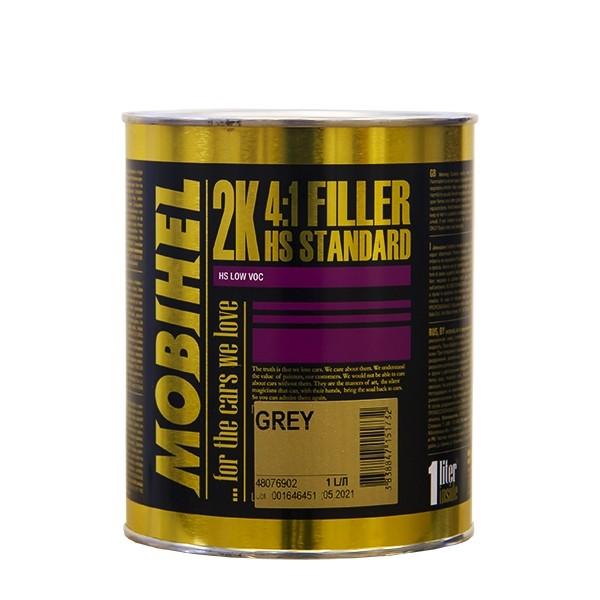 2K HS Standart 4:1 вторичный грунт + отвердитель 700 by Mobihel