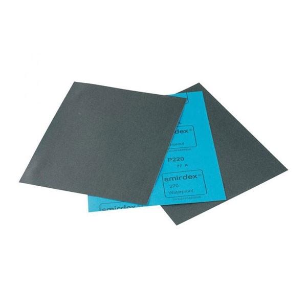 Водостойкая наждачная бумага Smirdex 270 230*280 мм by Smirdex
