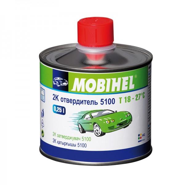 Отвердитель 5100 - для HS 4:1 акрилового лака Mobihel, 0,25л