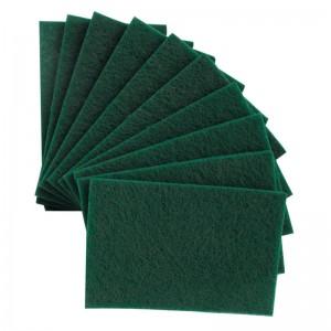Скотчбрайт SMIRDEX зеленый  Р240 лист 150х230