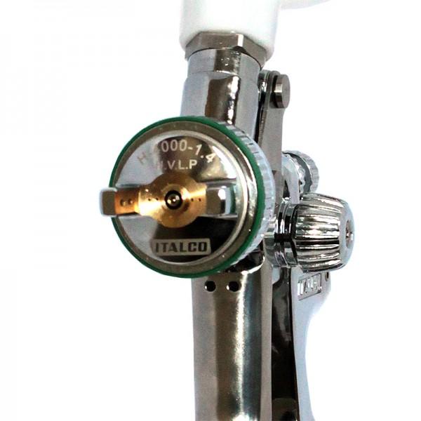 Краскопульт H-4000 HVLP DIGITAL Italco 1,3мм