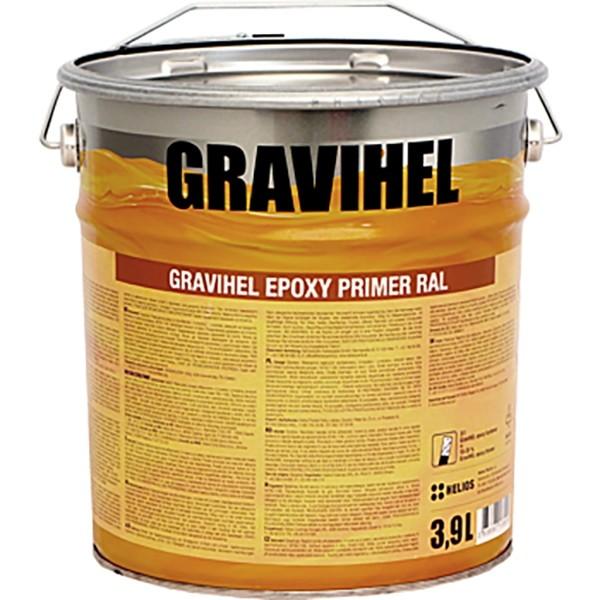 GRAVIHEL эпоксидный грунт by Gravihel