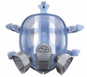 Полная маска с фильтрами 9900А (крепление байонет)