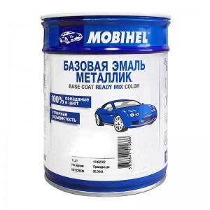 Автоэмаль металлик Морано Mobihel 1,0л
