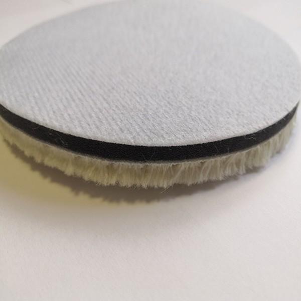 Полировальный круг овечий с мягкой прокладкой, d150mm by CP