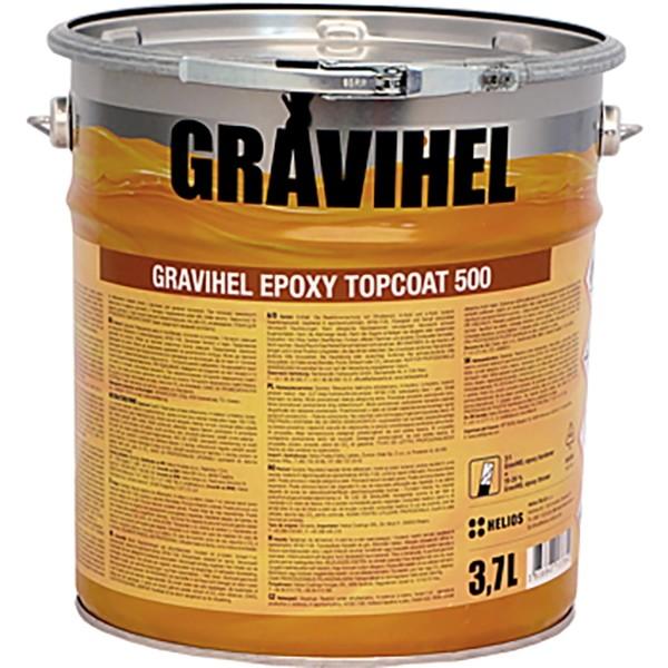 GRAVIHEL эпоксидная эмаль 500-003 by Gravihel