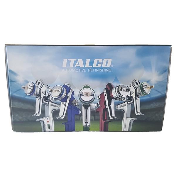 Краскопульт H-4004A HVLP ITALCO by Italco