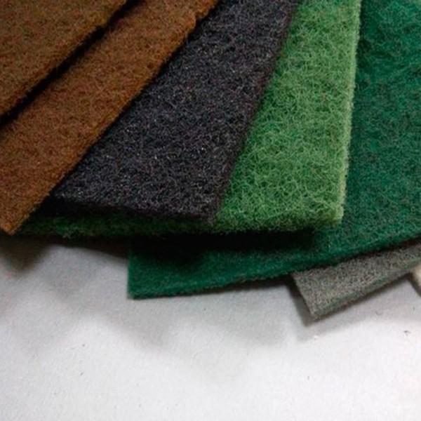 Абразивный волоконный материал SMIRDEX зеленый Р240 лист 150х230 by Smirdex