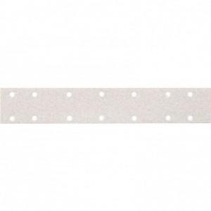 Абразивная полоса Smirdex 510 White Line 14 отверстий