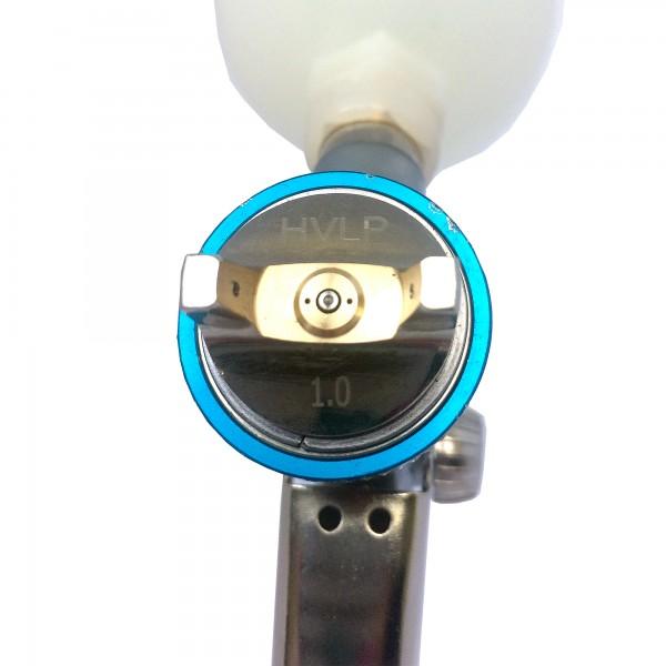 Краскопульт MINI3000P мини HVLP CP 1.0 мм