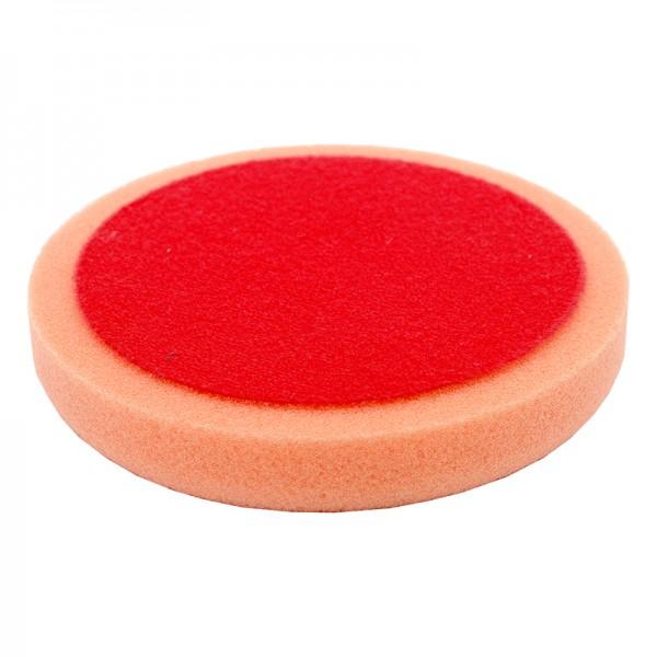 Круг полировальный 150x25мм, ProCompaund, оранжевый, на липучке, жесткий
