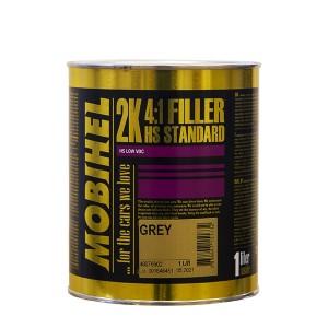 2K HS Standart 4:1 вторичный грунт + отвердитель 700