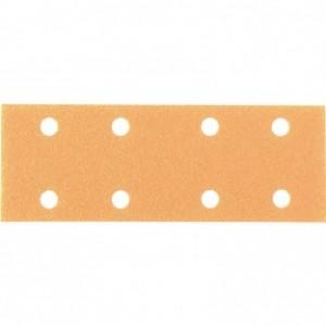 Шлифовальная бумага SMIRDEX в полосках  POWER LINE (820), 8 отверстий, 70*198 мм