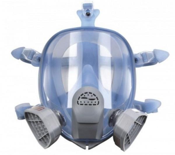 Полная маска с фильтрами 9900А (крепление байонет) by Нет