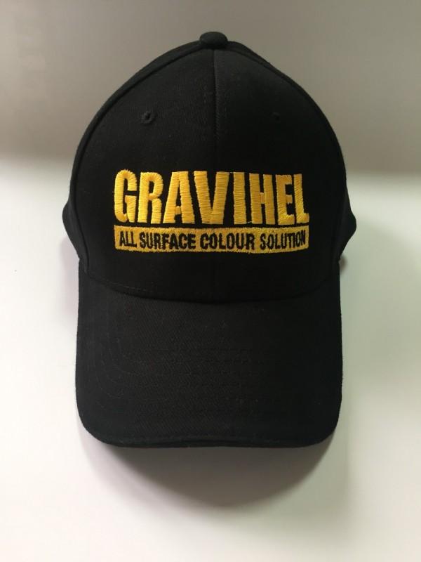 Кепка брендированная GRAVIHEL by Gravihel
