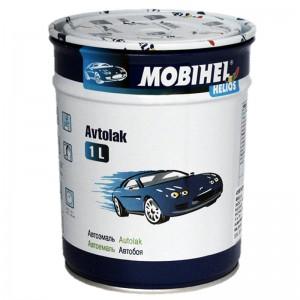 Автоэмаль алкидная 110 Рубин Mobihel однокомпонентная 1,0л
